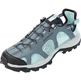 Salomon Techamphibian 3 Shoes Dam stormy weather/eggshell blue/black
